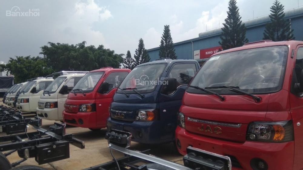 Bán xe tải JAC X125 - Xe tải JAC 1,25 tấn Hà Nội giá tốt nhất (4)