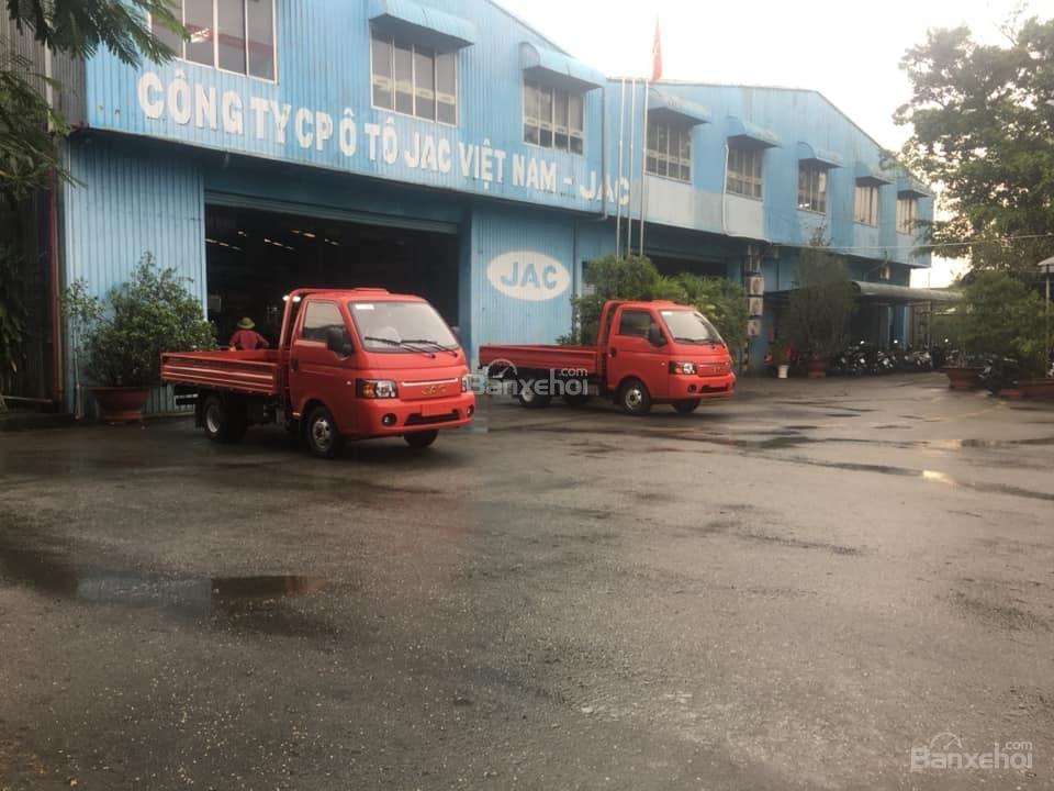 Bán xe tải JAC X125 - Xe tải JAC 1,25 tấn Hà Nội giá tốt nhất (2)