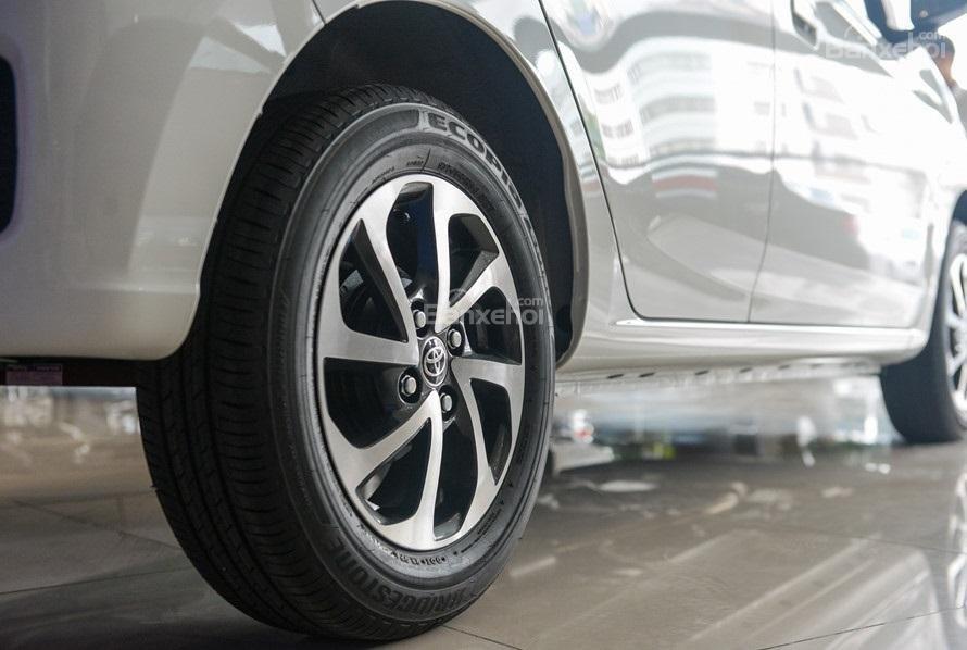 Đánh giá Toyota Wigo 2018