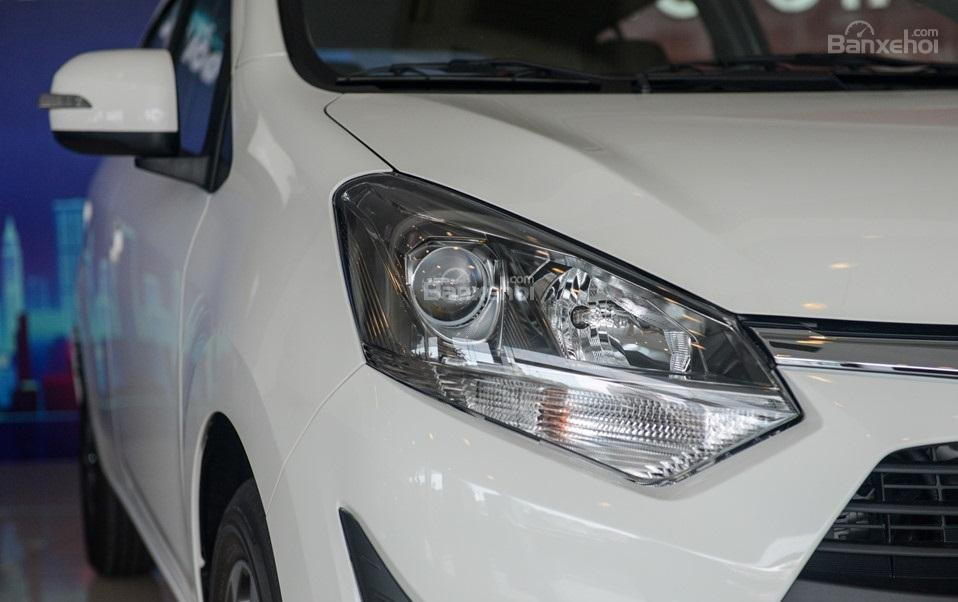 Đánh giá Toyota Wigo 2018 về đầu xe