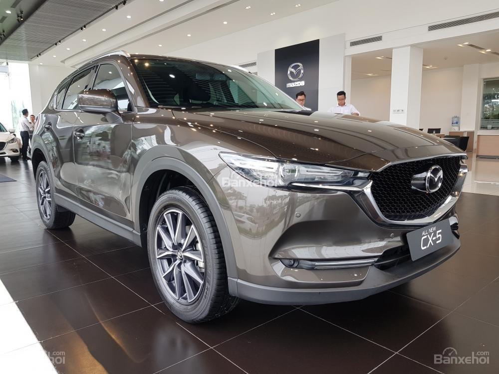 Giá xe Mazda CX-5 2018 mới nhất từ 899 - 1.019 triệu đồng..