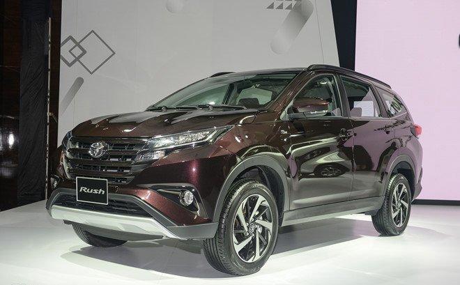 Toyota Rush 2018 a