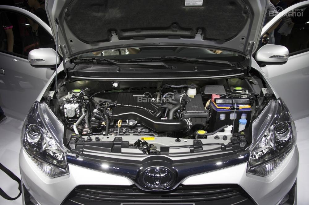 Động cơ của Toyota Wigo