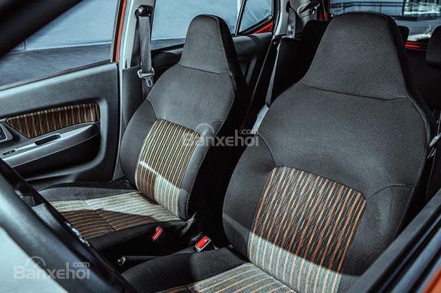 Ghế ngồi của Toyota Wigo