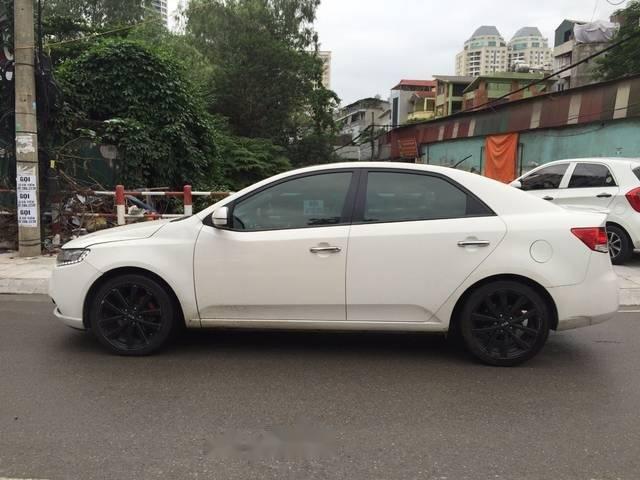 Cần bán gấp Kia Forte S đời 2013, màu trắng (4)