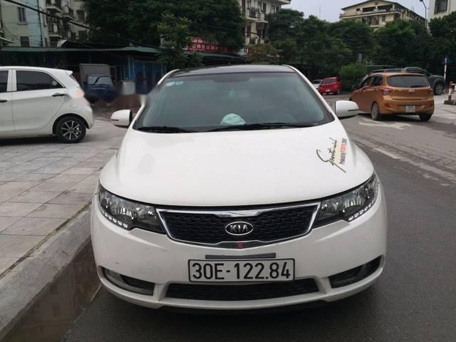 Cần bán gấp Kia Forte S đời 2013, màu trắng (6)