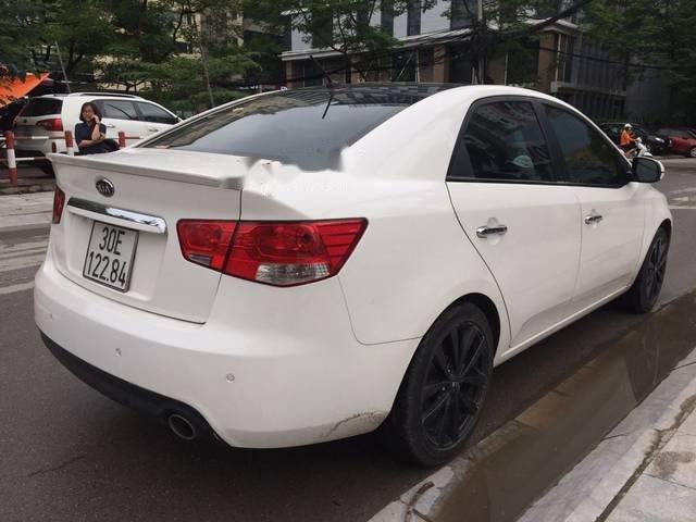 Cần bán gấp Kia Forte S đời 2013, màu trắng (5)