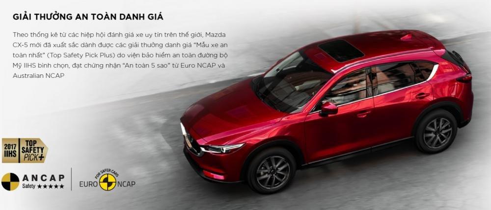 Mua xe 5 chỗ, chọn Mazda CX-5 2018 hay Hyundai Tucson 2018? 9.
