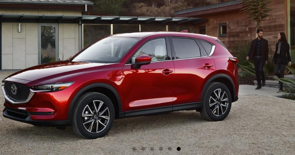 Mua xe 5 chỗ, chọn Mazda CX-5 2018 hay Hyundai Tucson 2018? 1.