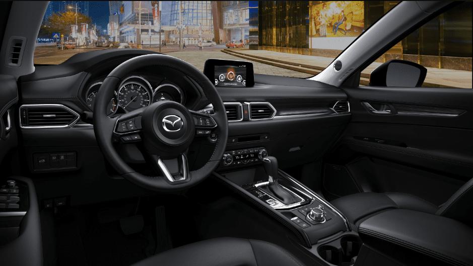 Mua xe 5 chỗ, chọn Mazda CX-5 2018 hay Hyundai Tucson 2018? 8.