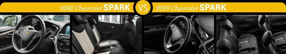 Chevrolet Spark 2019 cập nhật khác gì so với đời trước - 3