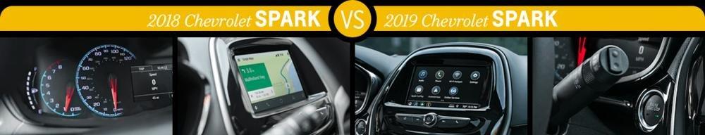 Chevrolet Spark 2019 cập nhật khác gì so với đời trước - 5