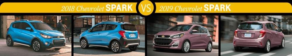Chevrolet Spark 2019 cập nhật khác gì so với đời trước - 2