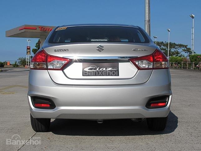 Cần bán xe Suzuki Ciaz 2019, màu bạc, đưa trước 150 triệu lấy xe-2