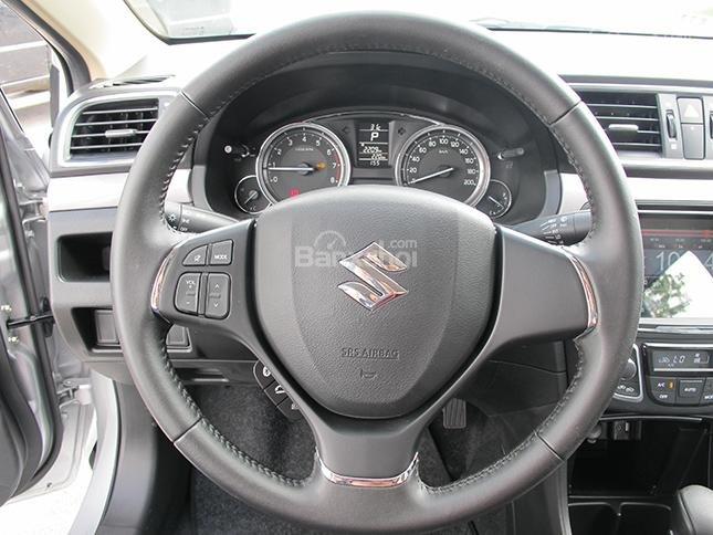 Cần bán xe Suzuki Ciaz 2019, màu bạc, đưa trước 150 triệu lấy xe-3