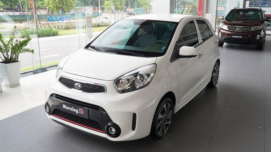 Kia Morning 2011 nhập khẩu có phần nhỉnh hơn về chất lượng so với Morning 2018 lắp ráp trong nước 3