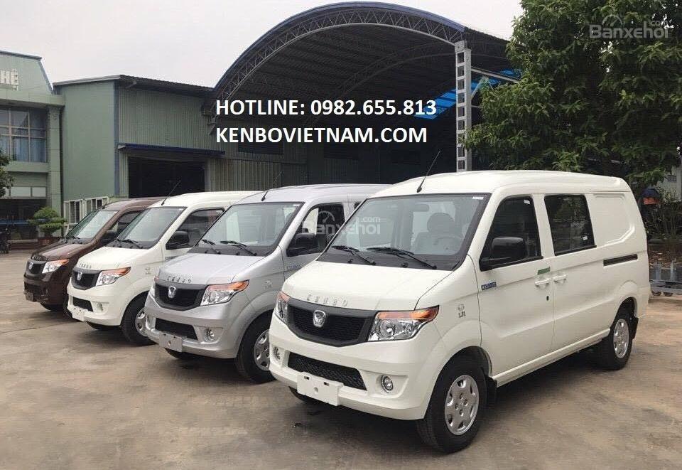 Bán xe bán tải Van Kenbo 5 chỗ, cực hot chỉ từ 205 triệu - LH 0982.655.813 kenbovietnam.com (4)