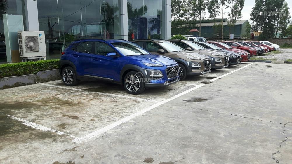 Hyundai Kona 1.6 Turbo, đủ màu xe giao ngay - Liên hệ 0961637288-1