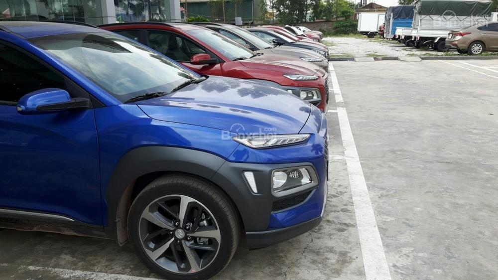 Hyundai Kona 1.6 Turbo, đủ màu xe giao ngay - Liên hệ 0961637288-2