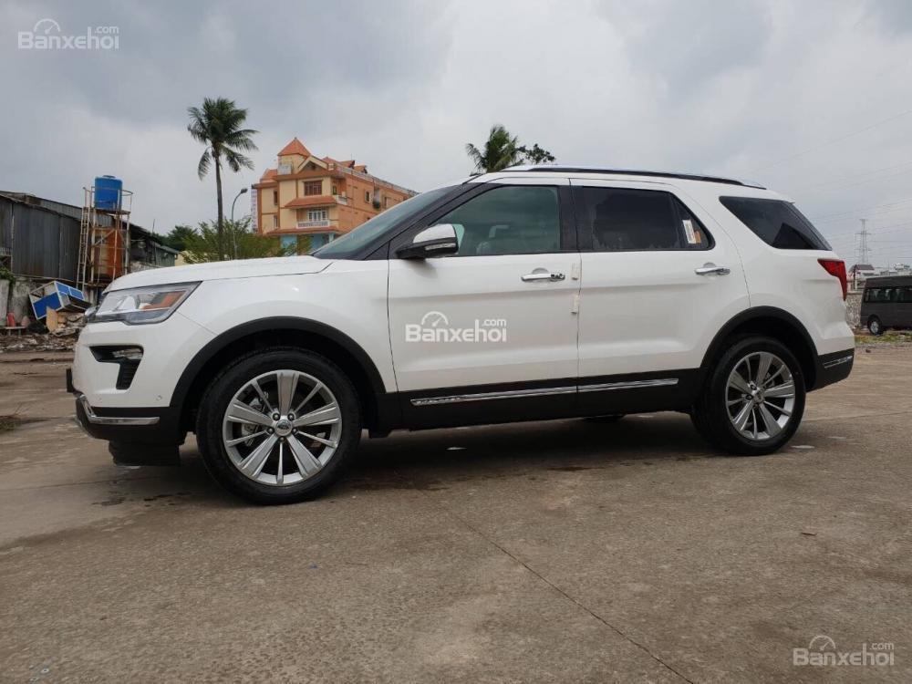 Bán Ford Explorer 2.3 Ecoboost sản xuất năm 2018, nhập khẩu, giao xe tại Lào Cai, LH 0974286009 (1)