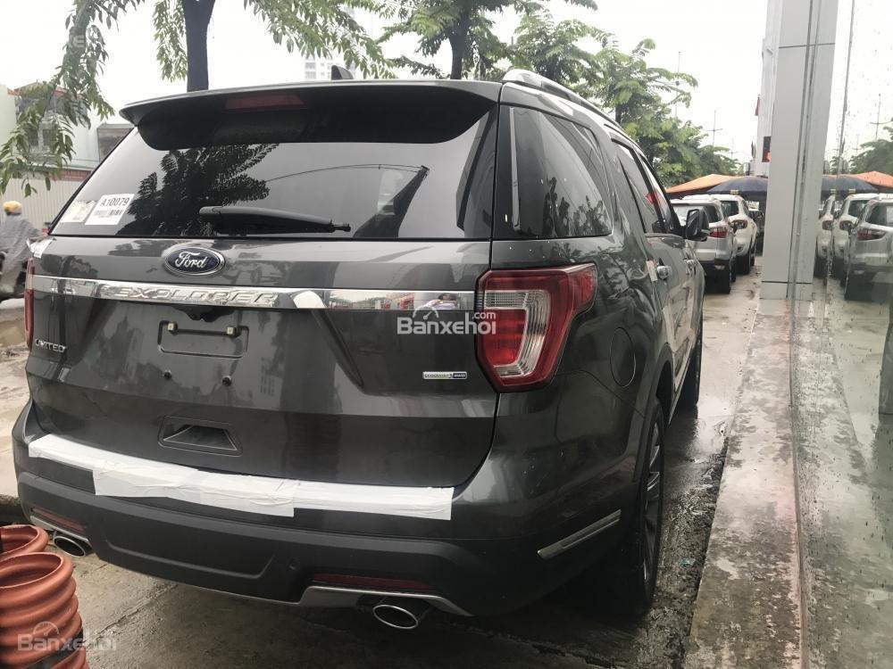 Bán Ford Explorer 2.3 Ecoboost năm 2018, nhập khẩu nguyên chiếc. Giao xe toàn quốc, LH 0974286009-2