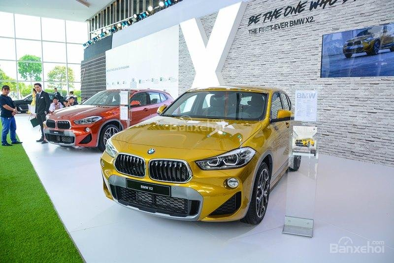 BMW X2 2019 2