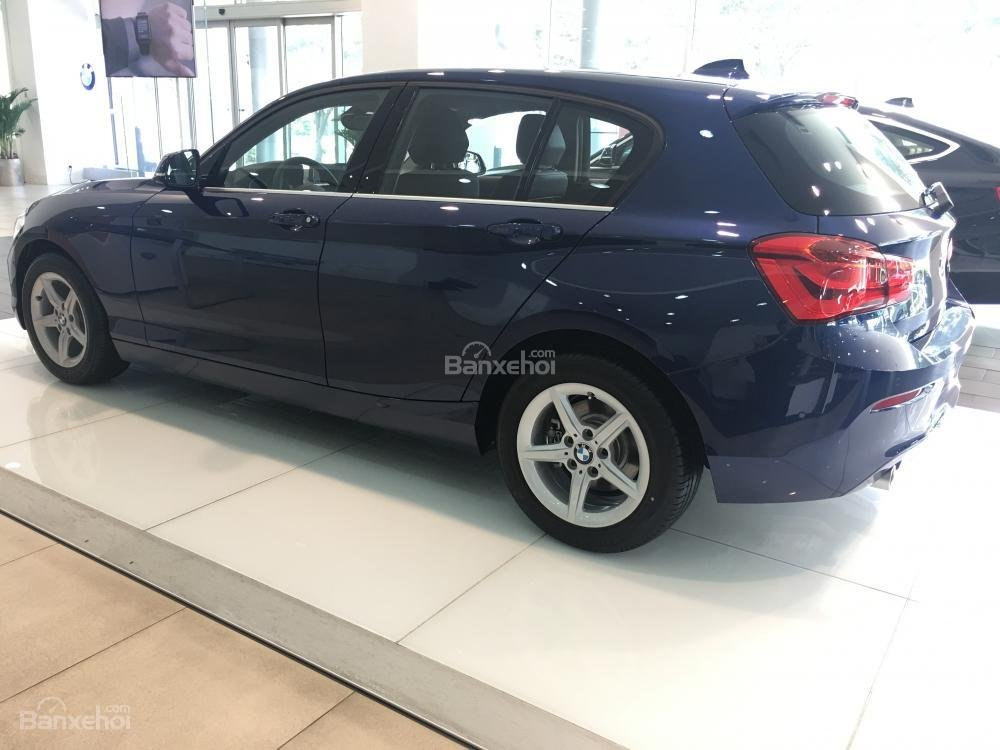 BMW Phú Mỹ Hưng - BMW 1 Series 118i 2018, nhập khẩu nguyên chiếc. Liên hệ: 0938805021 - 0938769900-1