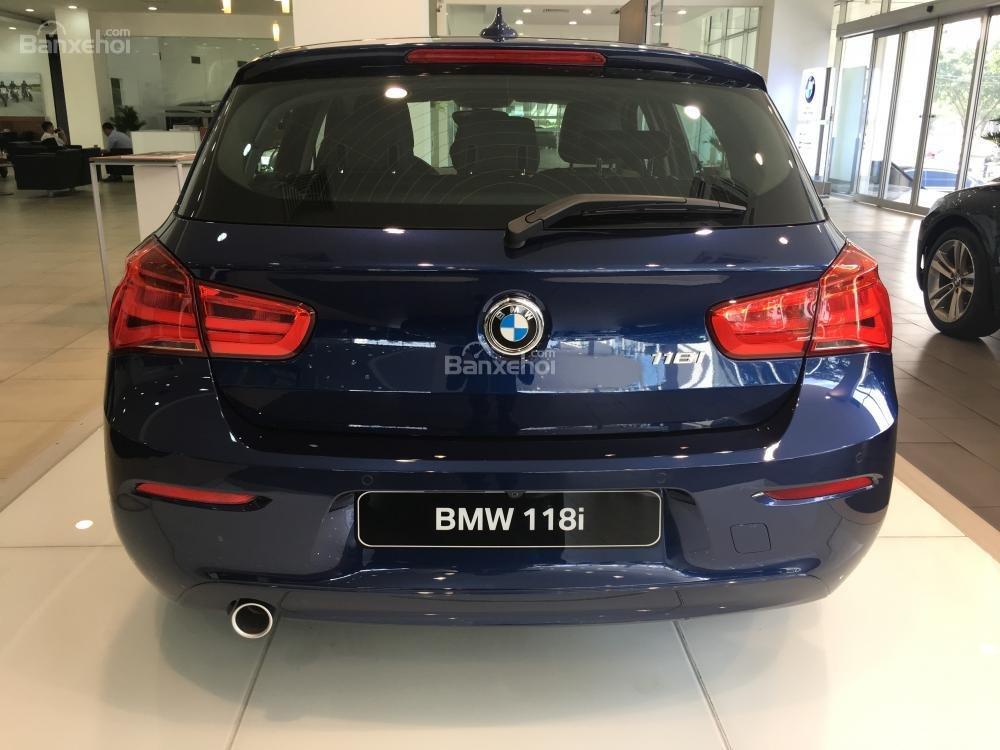 BMW Phú Mỹ Hưng - BMW 1 Series 118i 2018, nhập khẩu nguyên chiếc. Liên hệ: 0938805021 - 0938769900-5