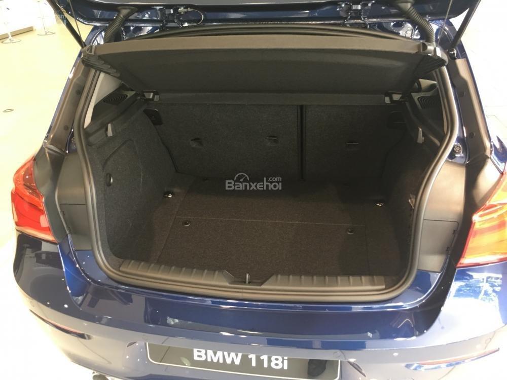 BMW Phú Mỹ Hưng - BMW 1 Series 118i 2018, nhập khẩu nguyên chiếc. Liên hệ: 0938805021 - 0938769900-6