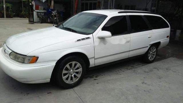 Bán ô tô Ford Taurus 2000, màu trắng, giá 105tr (1)