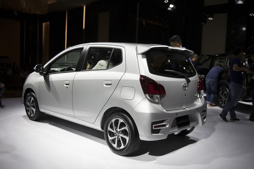 Giá xe Toyota Wigo cập nhật mới nhất - Ảnh 1.