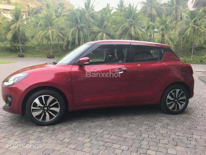Suzuki Swift 2019 thế hệ mới 3