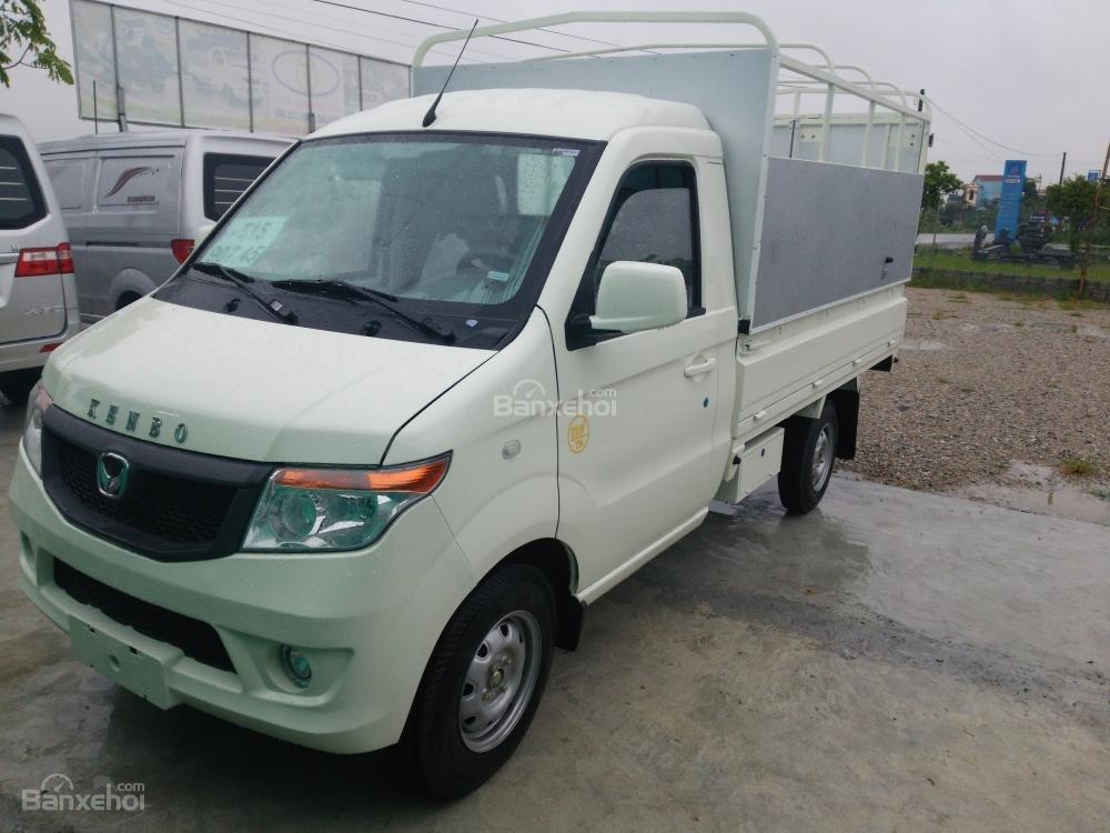 Bán xe tải Kenbo Thái Bình xe tải van 2 chỗ, 5 chỗ tải thùng 990kg giá rẻ (7)