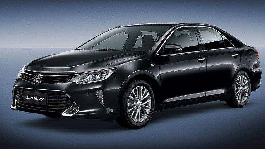 So sánh xe VinFast LUX A2.0 và Toyota Camry về thiết kế ngoại thất a1