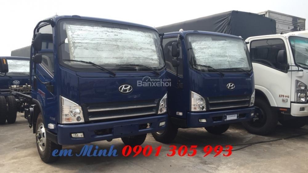 Bán xe tải 8 tấn máy Hyundai thùng dài 6m3 giá rẻ tại Bình Dương-0