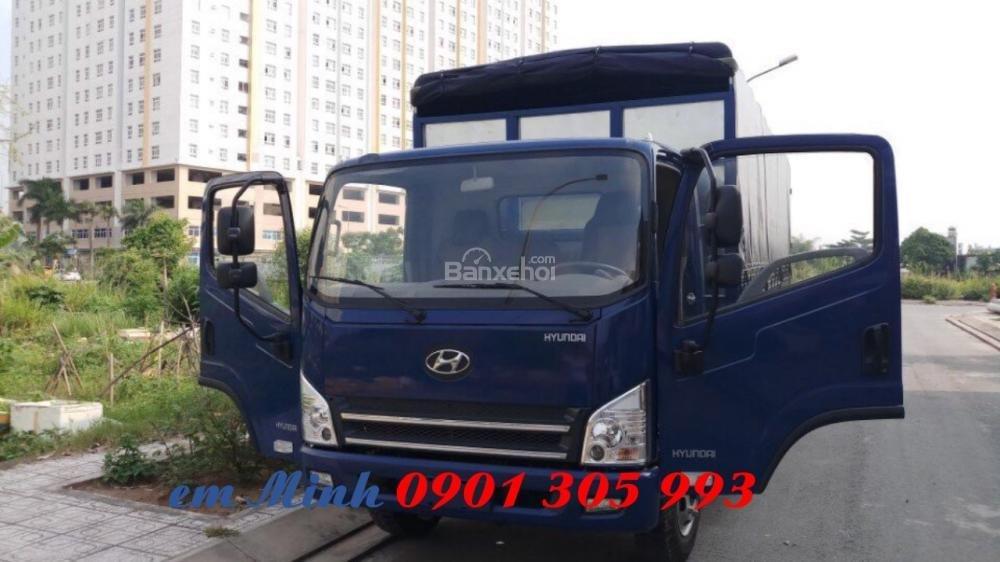 Bán xe tải 8 tấn máy Hyundai thùng dài 6m3 giá rẻ tại Bình Dương-2