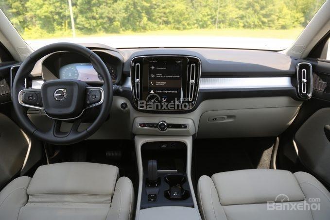 Volvo XC40 2018.