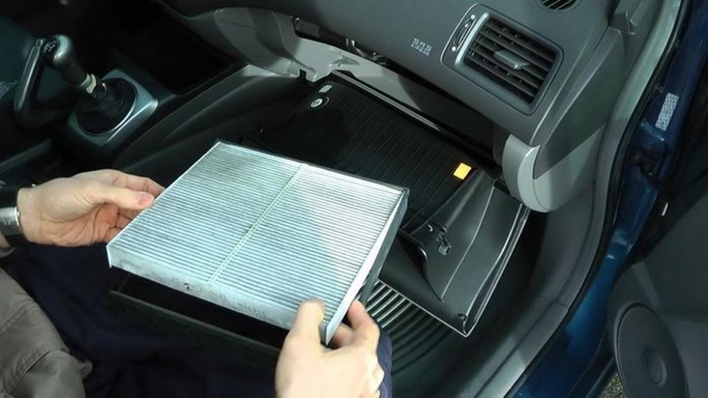 Tầm quan trọng của lọc gió điều hòa ô tô 2..