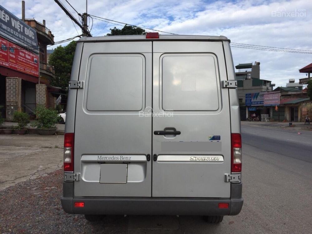 Bán xe tải Van 3 chỗ, đời 2009, tải trọng được phép trở 1530 kg, hiệu Mec Sprinter-2