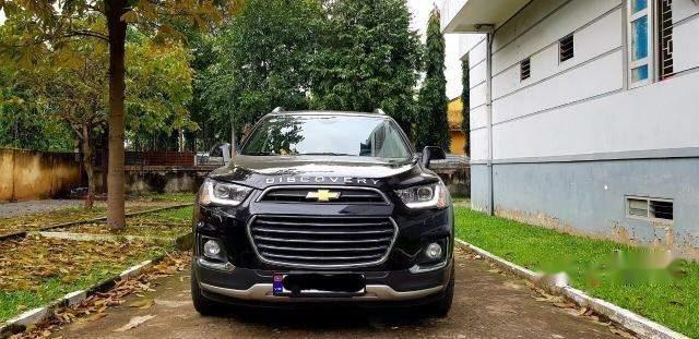 Bán xe Chevrolet Captiva Revv năm 2016, màu đen   (1)