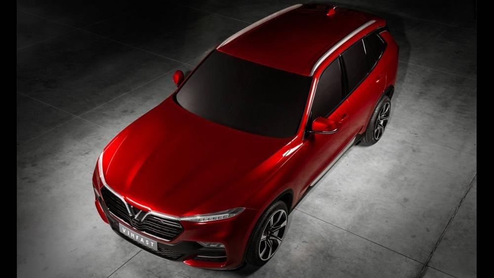 Đánh giá xe VinFast LUX SA2.0 về trang bị an toàn ...