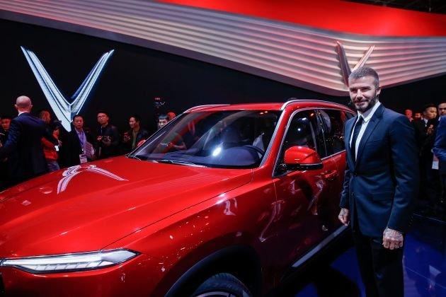 Đánh giá sơ bộ xe SUV VinFast LUX SA2.0...