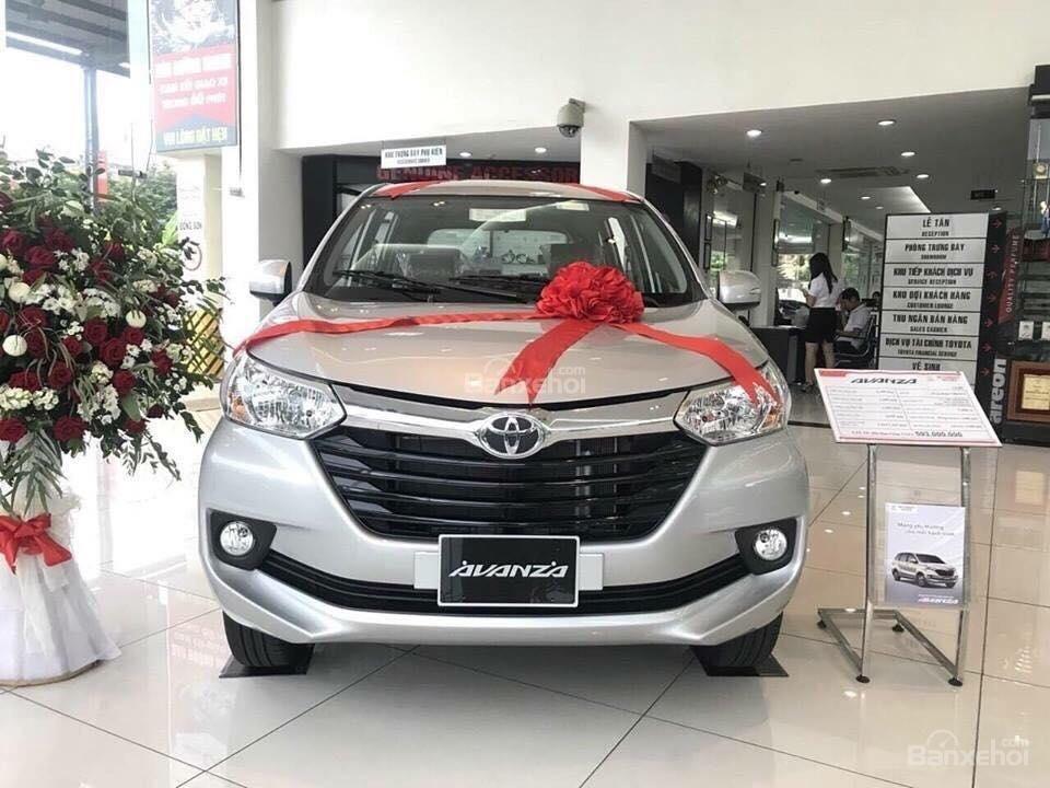 Toyota Hải Dương bán Toyota Avanza model 2018, giá tốt nhất Miền bắc, LH 090.634.11.11 Mr Thắng (1)