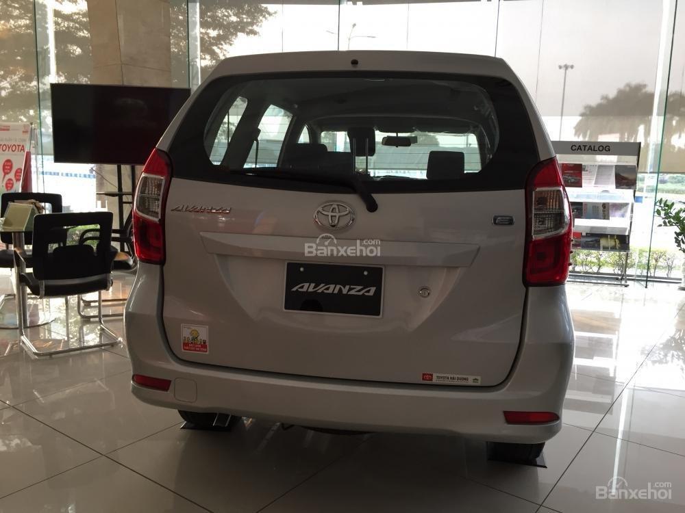 Toyota Hải Dương bán Toyota Avanza model 2018, giá tốt nhất Miền bắc, LH 090.634.11.11 Mr Thắng (2)