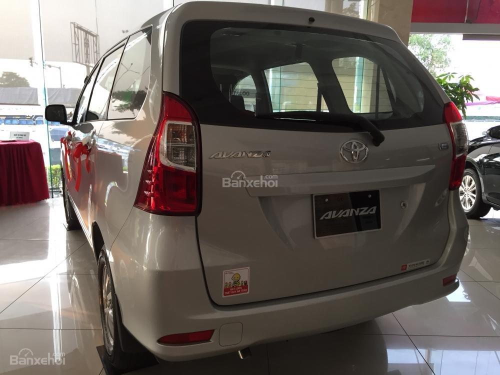 Toyota Hải Dương bán Toyota Avanza model 2018, giá tốt nhất Miền bắc, LH 090.634.11.11 Mr Thắng-2