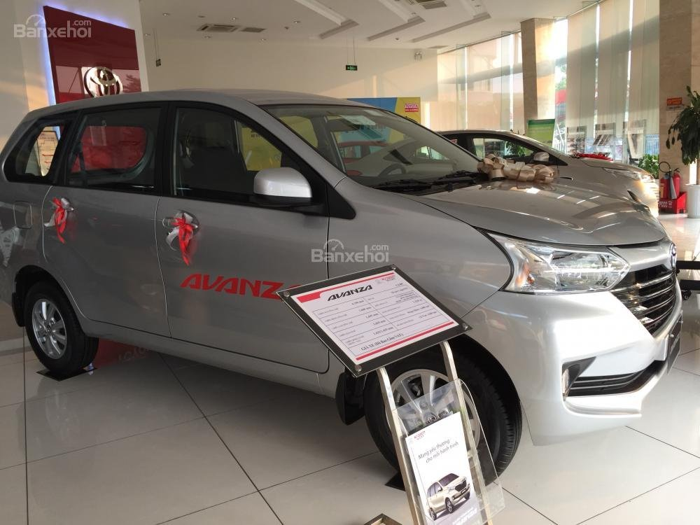Toyota Hải Dương bán Toyota Avanza model 2018, giá tốt nhất Miền bắc, LH 090.634.11.11 Mr Thắng-3