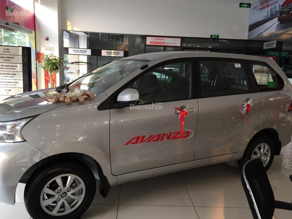 Toyota Hải Dương bán Toyota Avanza model 2018, giá tốt nhất Miền bắc, LH 090.634.11.11 Mr Thắng-4
