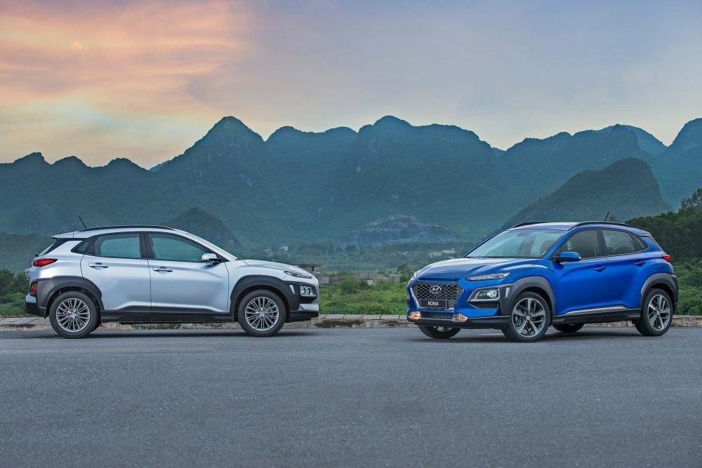 Thị trường xe Hyundai tháng 9/2018: Kona mới ra mắt đã bán được 415 xe 9