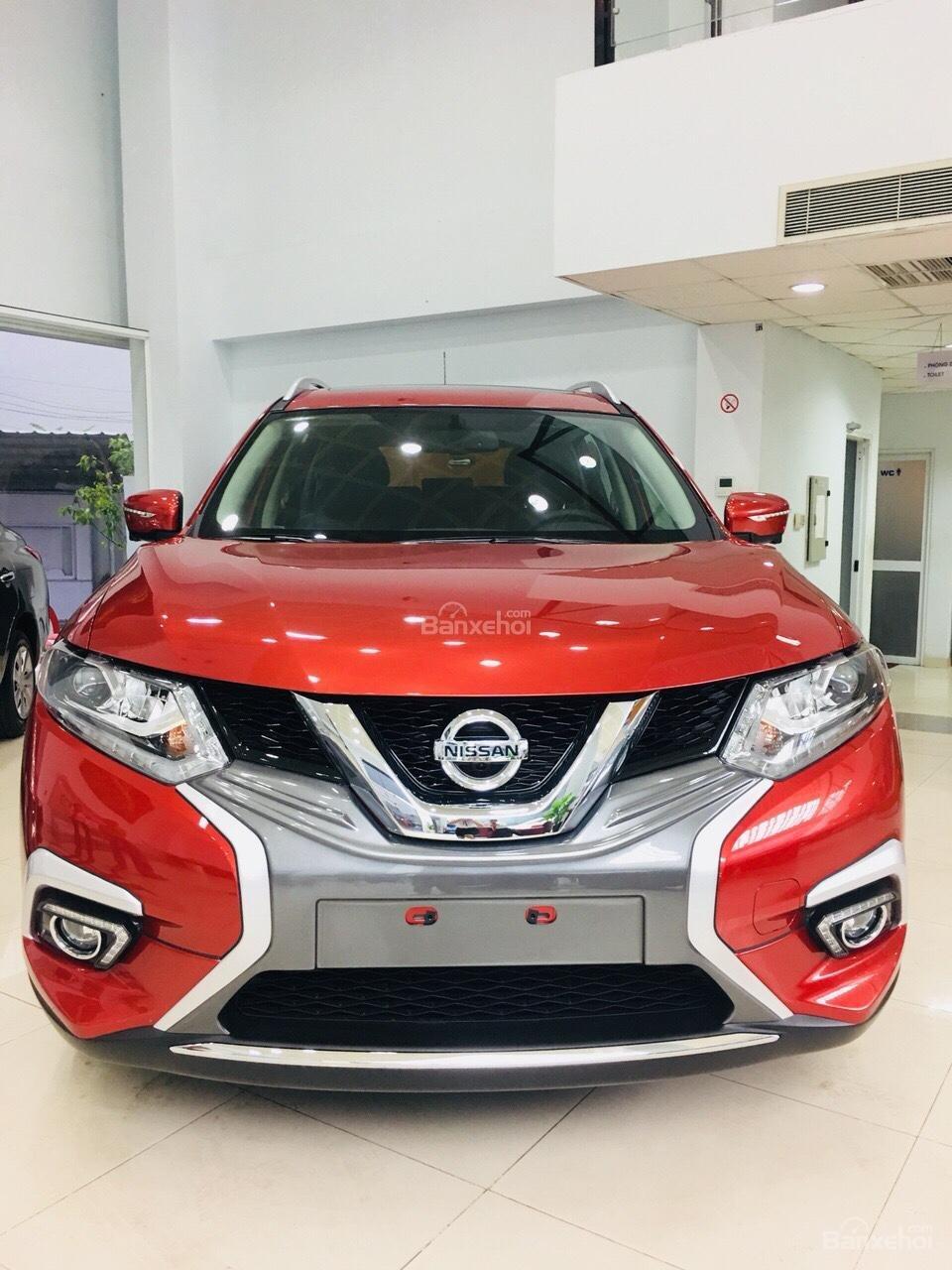 Chỉ cần 200 triệu / khách hàng sẽ nhận ngay Nissan Xtrail 7 chỗ Luxury - phiên bản nâng cấp mới nhất năm 2018-0