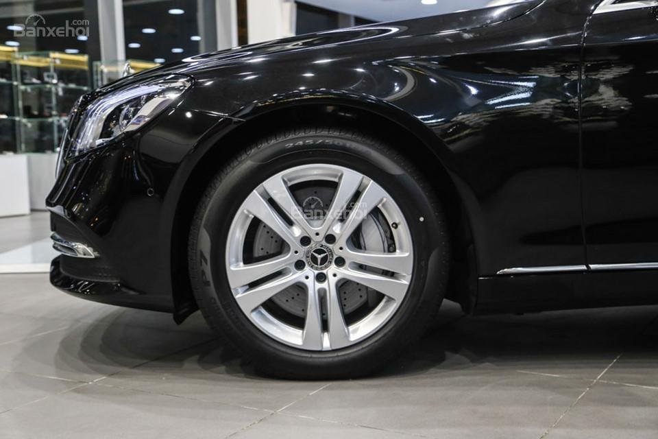 Bánh xe Mercedes-Benz S450 Luxury